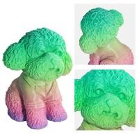 Пластик для 3D принтера PLA+ 1,75 мм 1 кг разноцветный