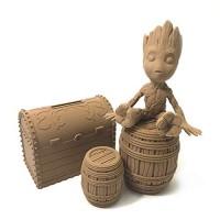 Пластик для 3D принтера PLA+ 1,75 мм 1 кг дерево