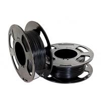 Пластик для 3D принтера U3 ABS FLAME STOP 1,75 мм 0,45 кг (u3print) негорючий черный
