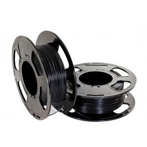 Пластик для 3D принтера U3 ABS CONDUCTIVE 2M 1,75 мм 0,45 кг (u3print) токопроводящий
