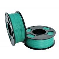Пластик для 3D принтера GF ABS SEA WAVE 1,75 мм 1 кг (u3print) бирюзовый