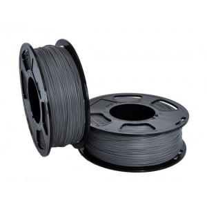 Пластик для 3D принтера GF ABS ASH 1,75 мм 1 кг (u3print) серый