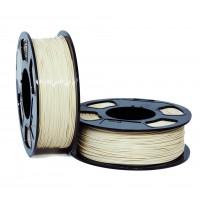 Пластик для 3D принтера U3 HP ABS IVORY 1,75 мм 1 кг (u3print) слоновая кость