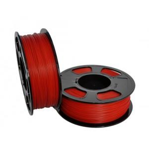 Пластик для 3D принтера GF ABS RUBY RED 1,75 мм 1 кг (u3print) красный