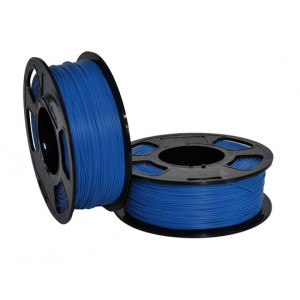 Пластик для 3D принтера GF ABS AZZURE 1,75 мм 1 кг (u3print) светло-синий