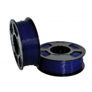 Пластик для 3D принтера GF ABS ULTRAMARINE 1,75 мм 1 кг (u3print) ультрамарин