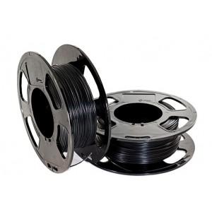 Пластик для 3D принтера U3 TPU FLEX CFF 75D 1,75 мм 0,45 кг (u3print) черный