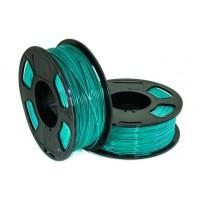 Пластик для 3D принтера GF PETG SEA WAVE 1,75 мм 1 кг (u3print) бирюзовый
