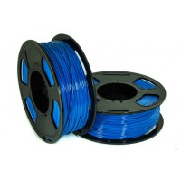 Пластик для 3D принтера GF PETG AZZURE 1,75 мм 1 кг (u3print) светло-синий