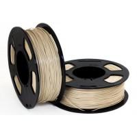 Пластик для 3D принтера GF PETG BEIGE 1,75 мм 1 кг (u3print) бежевый