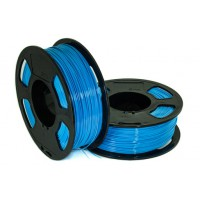 Пластик для 3D принтера GF PETG BLUE MOON 1,75 мм 1 кг (u3print) голубой