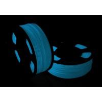 Пластик для 3D принтера PETG PHOSPHORUS BLUE 1,75 мм 1 кг (u3print) синий люминисцентный