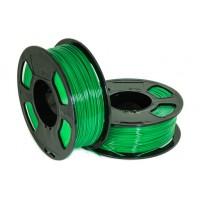 Пластик для 3D принтера GF PETG GRASS 1,75 мм 1 кг (u3print) светло-травянистый