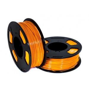 Пластик для 3D принтера GF PETG ORANGE 1,75 мм 1 кг (u3print) оранжевый