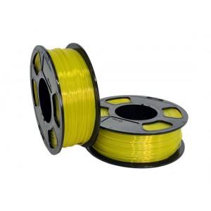 Пластик для 3D принтера GF PETG SUN SHINE TRANSPARENT 1,75 мм 1 кг (u3print) солнечный прозрачный