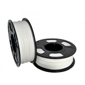 Пластик для 3D принтера GF PETG SNOWFLAKE 1,75 мм 1 кг (u3print) белый