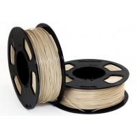 Пластик для 3D принтера GF PLA BEIGE 1,75 мм 1 кг (U3PRINT) бежевый