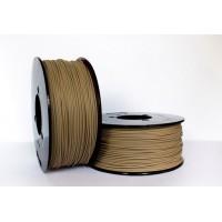 Пластик для 3D принтера U3 ART PLA BURATINO 1,75 мм 1 кг (U3PRINT) деревянный
