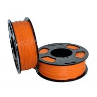 Пластик для 3D принтера GF PLA ORANGE 1,75 мм 1 кг (U3PRINT) оранжевый