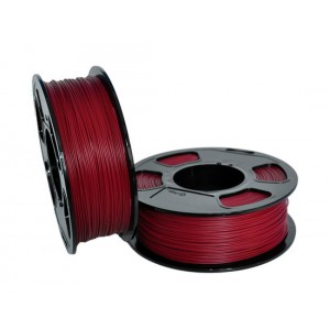 Пластик для 3D принтера GF PLA RASPBERRY 1,75 мм 1 кг (U3PRINT) малиновый