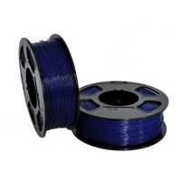 Пластик для 3D принтера GF PLA ULTRAMARINE 1,75 мм 1 кг (U3PRINT) темно-синий