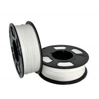 Пластик для 3D принтера U3 HP PLA SNOW FLAKE 1,75 мм 1 кг (U3PRINT) белый