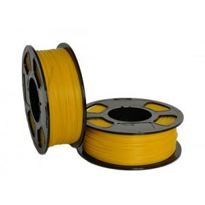 Пластик для 3D принтера GF PLA SUNFLOWER 1,75 мм 1 кг (U3PRINT) желтый
