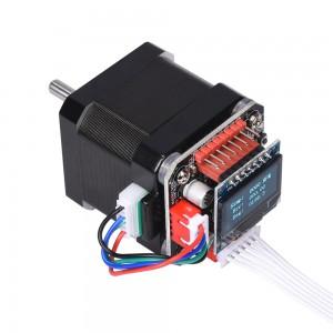 Модуль управления шагового двигателяс обратной связью BTT S42B V1.1 для 3d принтера