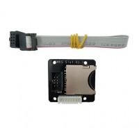 Внешний слот SD карты для подключения к MKS