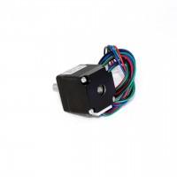 Шаговый двигатель Nema 11 28HD1411-02 с проводом для 3d принтера