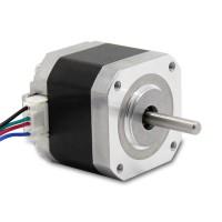 Шаговый двигатель Nema 17 42HD4027-01 с проводом для 3d принтера