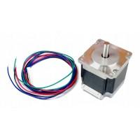 Шаговый двигатель Nema 23 57HD4016-01 с проводом для 3d принтера