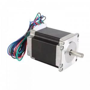 Шаговый двигатель Nema 23 57HD6013-03 с проводом для 3d принтера