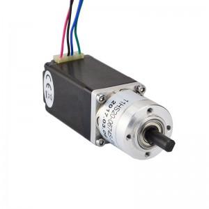 Шаговый двигатель Nema 11 (редуктор 5:1) с проводом для 3d принтера
