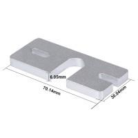 Монтажная пластина для экструдера V6 для 3d принтера