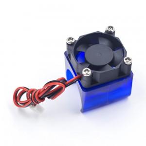 Корпус обдува радиатора с вентилятором V5 для 3d принтера