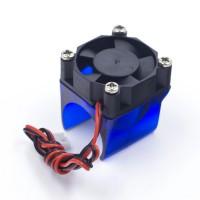 Корпус обдува радиатора с вентилятором V6