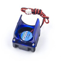 Корпус обдува радиатора с вентилятором V6 для 3d принтера