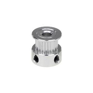 Зубчатый шкив GT2-6, 20 зубьев, d 5 мм для станков ЧПУ, 3d принтера