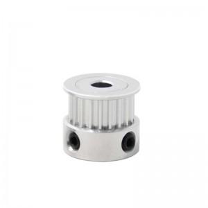 Зубчатый шкив GT2.5-6, 20 зубьев, d 5 мм для станков ЧПУ, 3d принтера