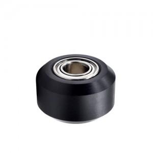 Ролик 16 мм OpenBuilds с подшипниками (пластик) для станков ЧПУ, 3d принтера