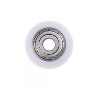 Нейлоновый ролик d5 - D21.5 мм для станков ЧПУ, 3d принтера