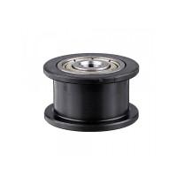 Капролоновый ролик 5x18 мм для станков ЧПУ, 3d принтера