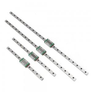 Рельса MGN-15, длина 1000 мм, с удлиненным линейным модулем MGN-15H для станков ЧПУ, 3d принтера
