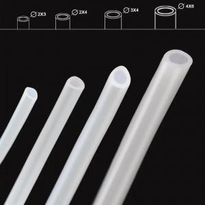 Тефлоновая трубка 2х3 мм - 1 метр для 3d принтера