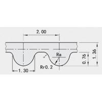 Зубчатый ремень S2M-6 - 1 метр для станков ЧПУ, 3d принтера