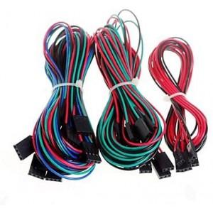 Комплект проводов для 3d принтера для 3d принтера