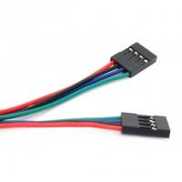 Провод Dupont 4 pin для 3d принтера для 3d принтера